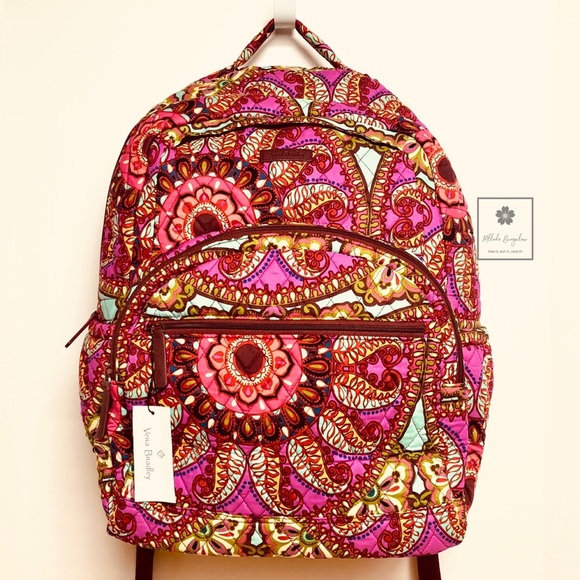 Vera Bradley Handbags - Vera Bradley - Essential Large Backpack - Computer
